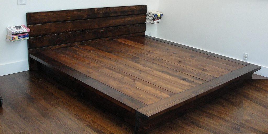 Основание плоское сплошное для кровати